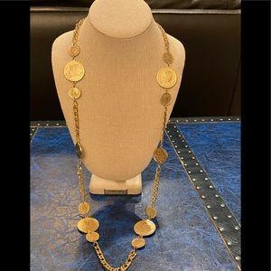 VN Balboa coin necklace